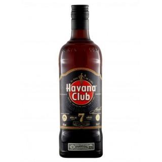 HAVANA CLUB 7 ANOS RUM