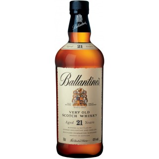 BALLANTINES 21 Y.O.